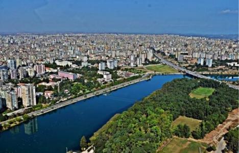 Adana turizmde depar