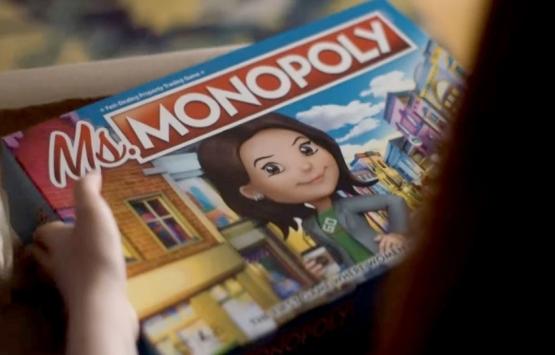 Monopoly'nin yeni versiyonu Bayan Monopoly çıktı!