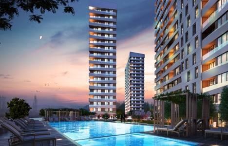 Mirage Rezidans Sur Yapı satılık ev!