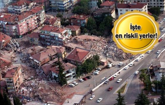 İstanbul deprem raporu açıklandı!