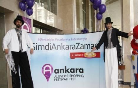 Ankara Alışveriş Festivali 2014 etkinlik takvimi!