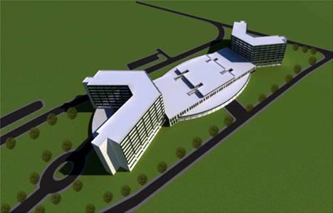 Bayraklı Hastanesi'nin temelini