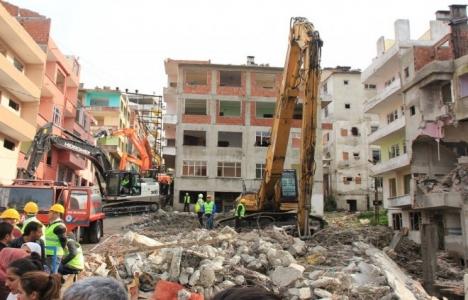 Rize'de kentsel dönüşüm çalışmaları başladı!