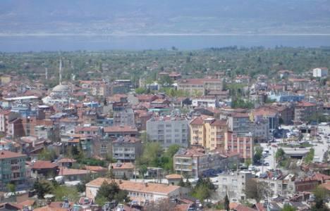 Burdur'da satılık gayrimenkul