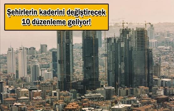 Şehirlerin silüetini bozan yüksek yapı dönemi kapanıyor!