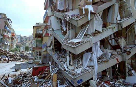 Marmara depremi en