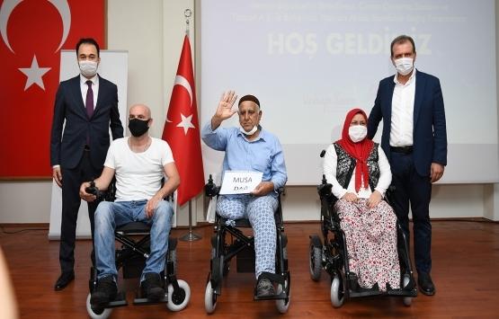 Çimsa ve Mersin Büyükşehir Belediyesi engellilere umut olmaya devam ediyor!
