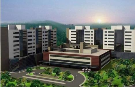 Kütahya Şehir Hastanesi'nin temeli 1 ay sonra atılacak!