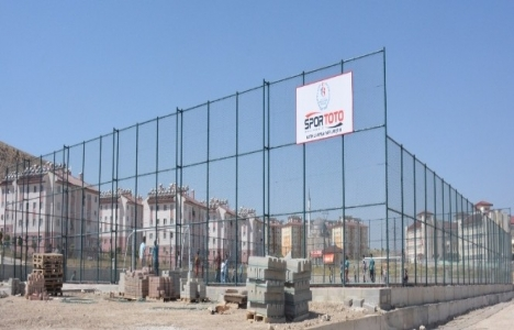 Van Tuşba'daki her mahahalleye spor tesisi geliyor!