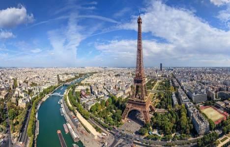 Paris yine dünyanın