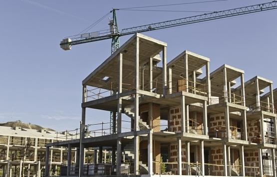 İnşaat sektörü güven endeksi Ağustos'ta yüzde 7,1 arttı!