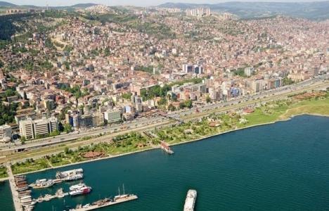 Kocaeli'de kentsel dönüşüme