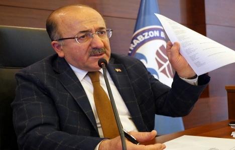 Trabzon'da sırada 1/25.000