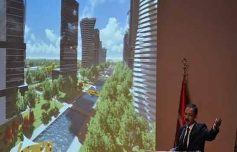 Mehmet Özhaseki Kayseri için projelerini anlattı!