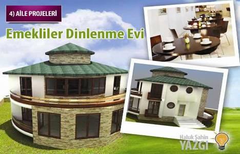 Haluk Şahin Yazgı: Aksaray'da emeklilere sosyal ve kültürel ev yapacağız!