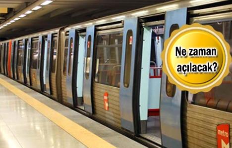 Dudullu Bostancı Metrosu'nda son durum!