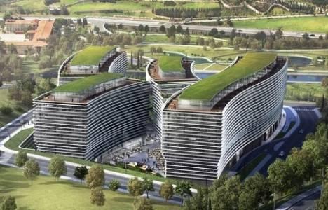 Fer Yapı Premier Kampüs Ofis fiyatları 124 bin dolardan başlıyor!