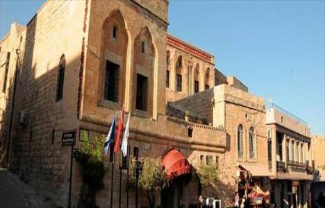 Mardin'deki otellerin kapasitesi