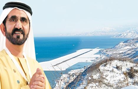 Ordu-Giresun Havalimanı Araplar'ı