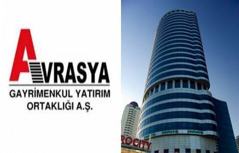 Avrasya GYO Metrocity'den 3,2 milyon TL'ye gayrimenkul aldı!