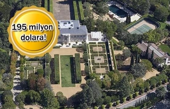 ABD'nin en pahalı evi yine satışta!