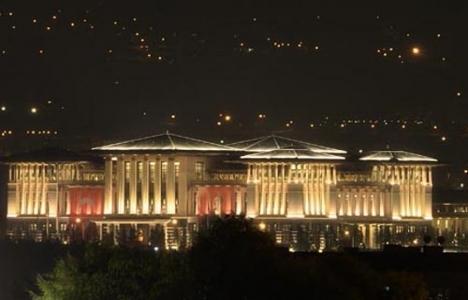 Cumhurbaşkanlığı Sarayı, Anıtkabir