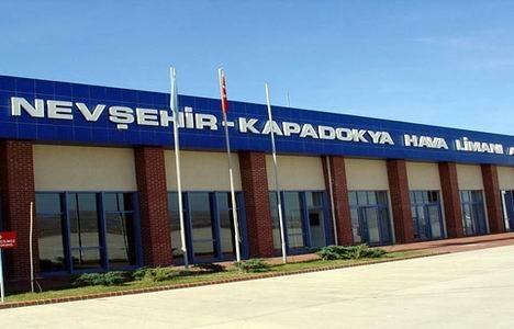 Kapadokya Havalimanı'nın kiraya