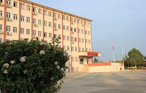 Adana Ticaret Odası Anadolu Lisesi'nde inşaata tepki!