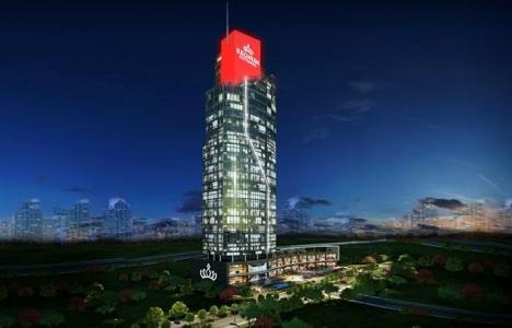 Regnum Sky Tower'da iş hayatına golf molası!