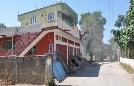 Adana Kışla Mahallesinde