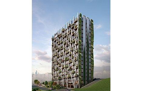 Greenox Urban Residence fiyat ve ödeme planı!