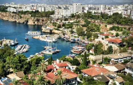 Antalya'da 2013 yılının ikinci çeyreğinde 15 bin 273 konut satıldı!