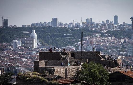 Ankara Sincan'daki kültür ve kongre merkezi inşaatının yüzde 60'ı tamam!