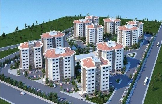 TOKİ'den Amasya'ya 158