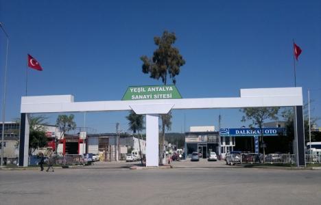 Yeşil Antalya Sanayi Sitesi'ne 5 kat yapılaşma hakkı verildi!