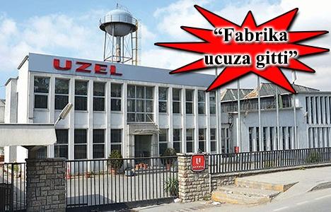 Uzel Makina'nın İstanbul'daki arazi satışına itiraz geldi!