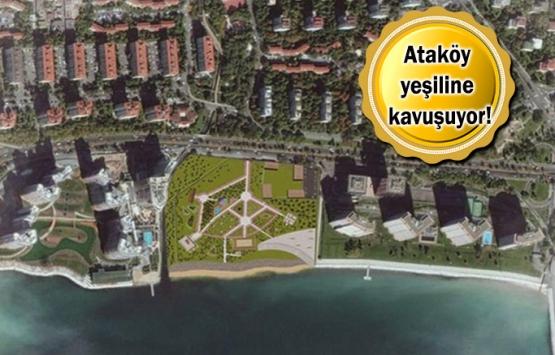 Ataköy Millet Bahçesi'nde çalışmalar hızlandı!