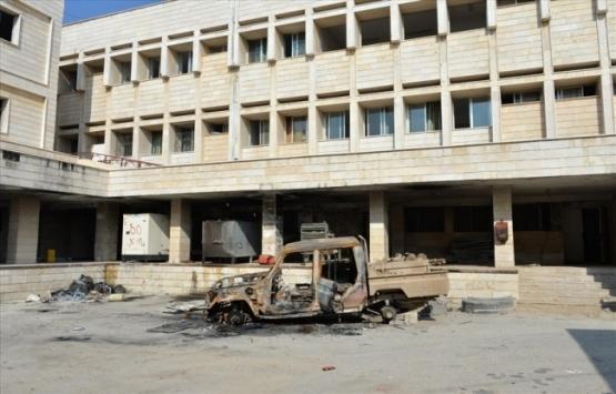 Türkiye, Rasulayn Hastanesini onaracak!