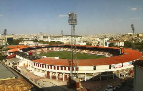 Gaziantepspor yeni stadı