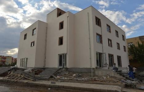 Diyarbakır Dini Kültür Merkezi'nin inşaatı tamamlandı!