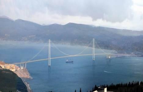 İzmit Körfez Geçiş Köprüsü gelecek yıl hizmete açılacak!