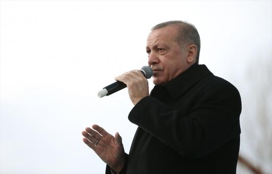 Cumhurbaşkanı Erdoğan: Ankaray'ı
