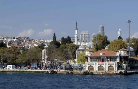 İstanbul Belediyesi Beşiktaş'ta