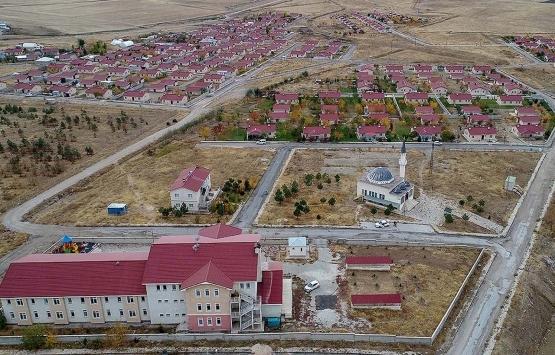 Van'da depremin yıktığı mahalleler yeniden kuruldu!