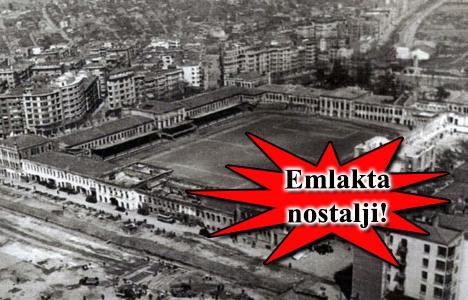 Taksim Kışlası Belediye'ye