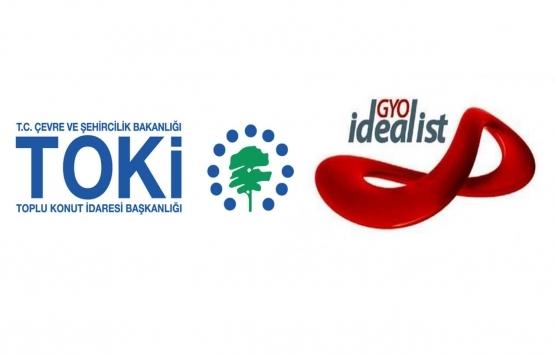 TOKİ'nin Aliağa'daki arsası 13.8 milyon TL'ye İdealist GYO'nun oldu!
