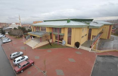 Altındağ Hüseyin Gazi Kültür Merkezi yeniden inşa ediliyor!