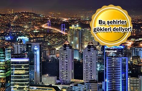 İstanbul 122 gökdeleni ile dünya 25'ncisi!