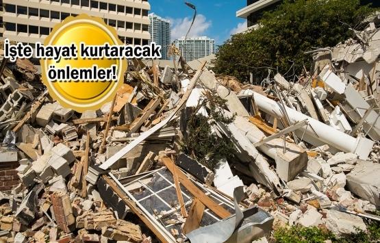 Uzmanlardan 5 kritik deprem uyarısı!