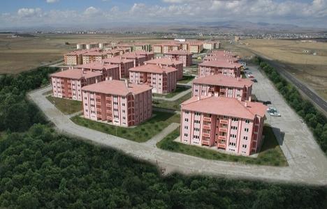 TOKİ'den Kars'a 829